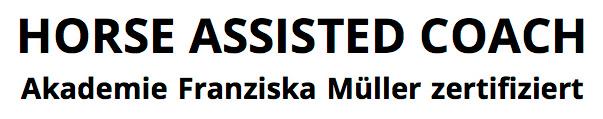 Franziska Müller Horse Assisted Coach